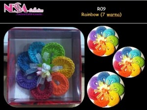 R09-Rainbow 7 Warna