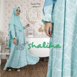 Aninda M05 Soft Green