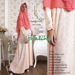 Aninda M05 Soft Peach